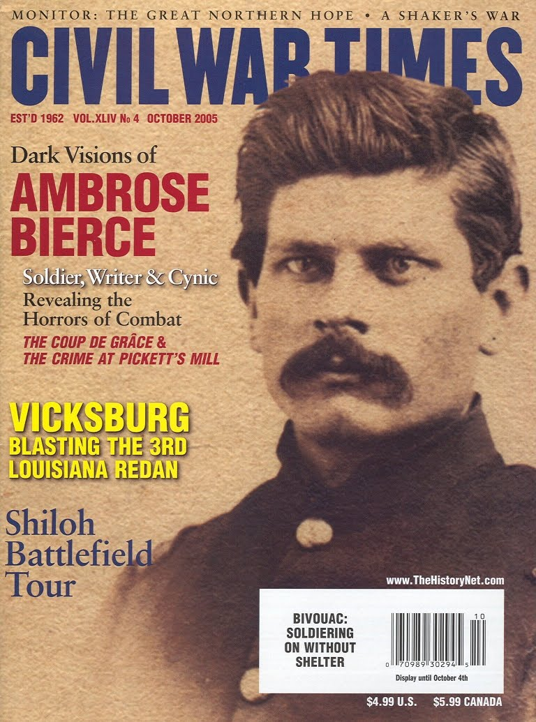 a biography of the author ambrose bierce The devil's dictionary is a satirical dictionary written by american civil war soldier, wit, and writer ambrose bierce consisting of common words followed by humorous.